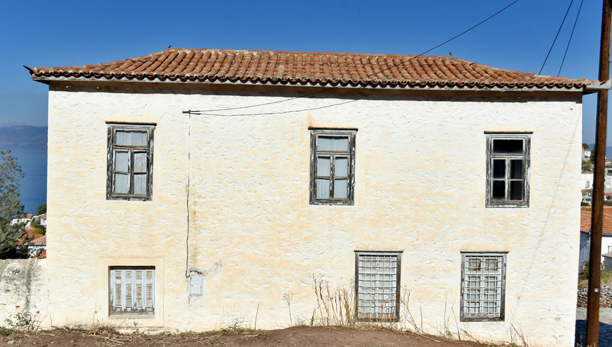Traditional Old House