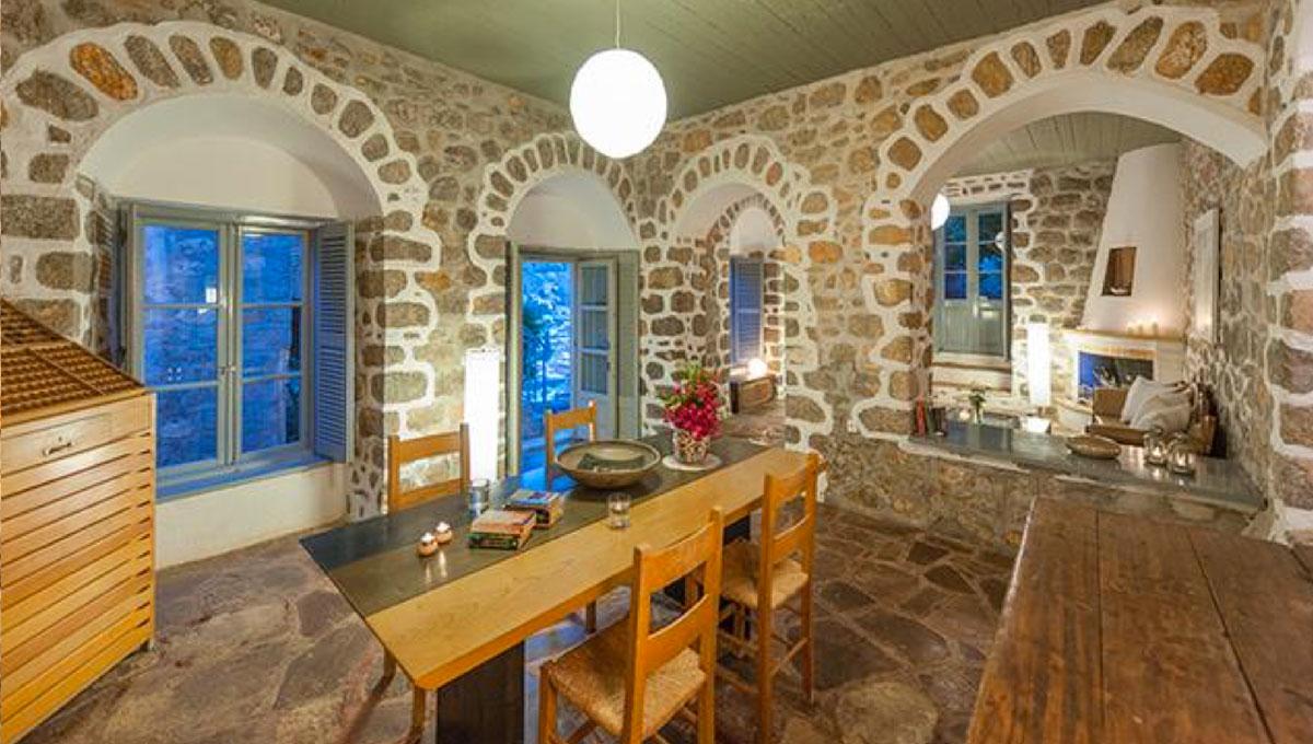 Stone House - Hydra Houses