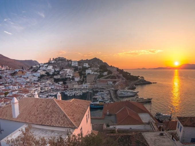 Villa Sunset - Hydra Houses