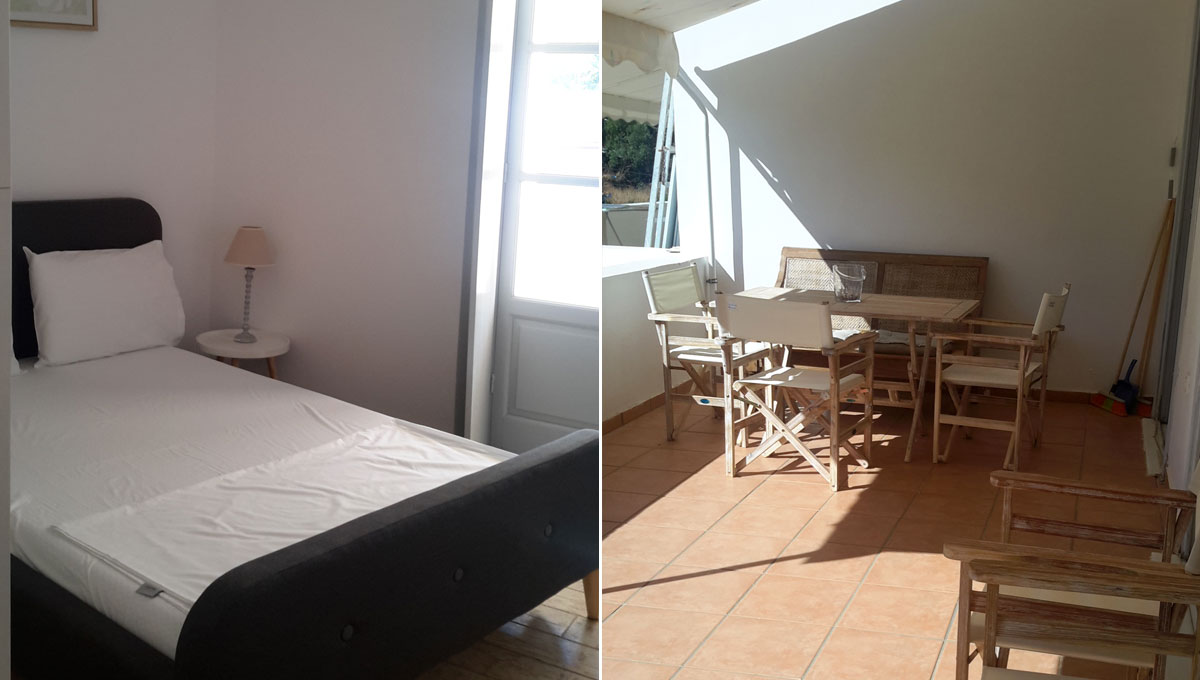 Small Apartment in Kamini