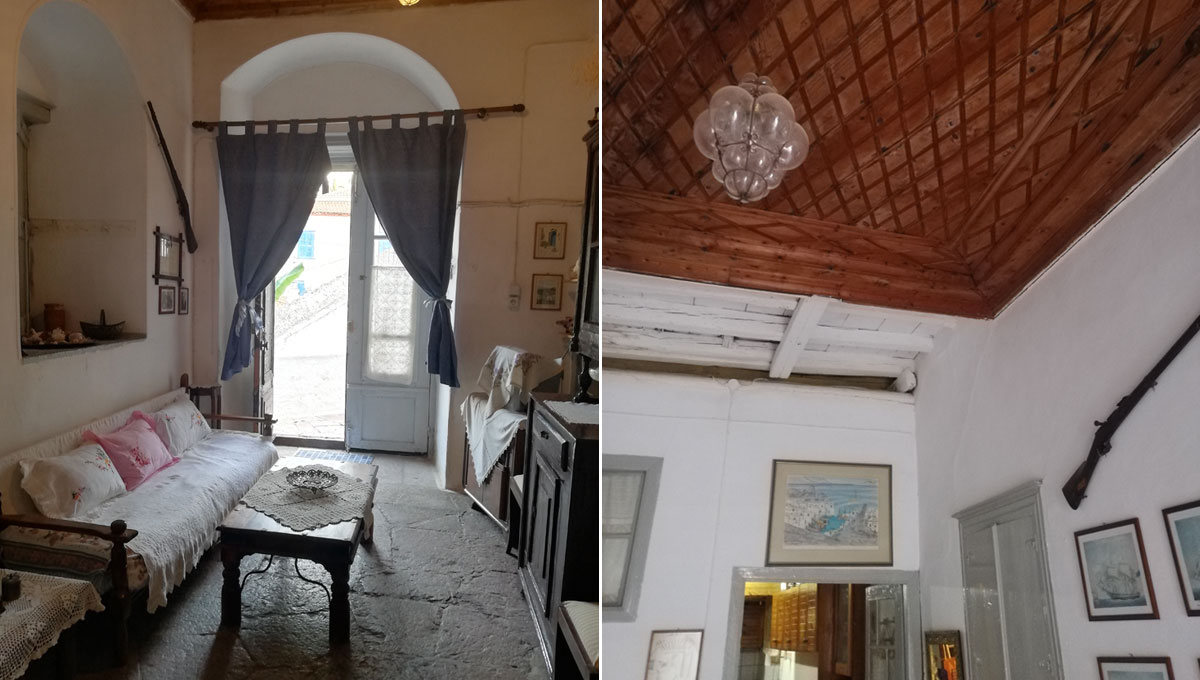 Stone apartment for sale